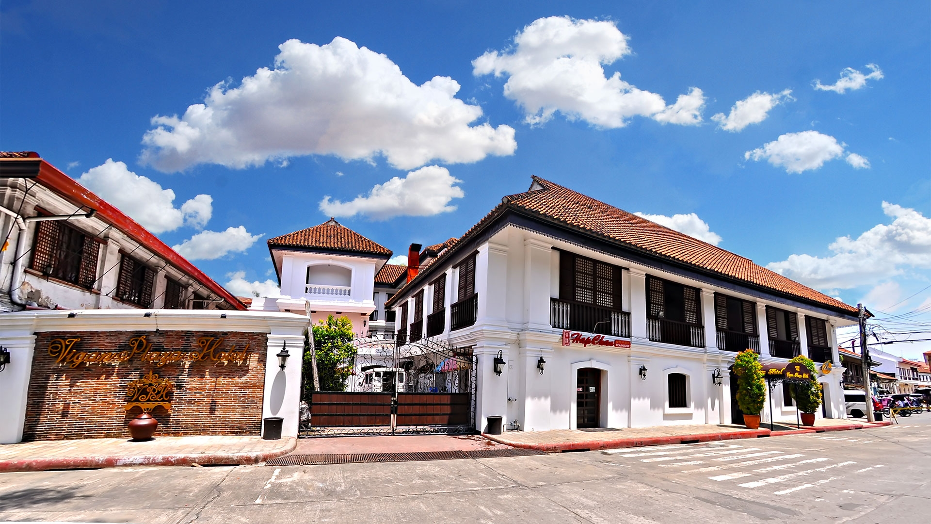 Welcome to Vigan Plaza Hotel